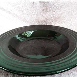 Fiestaware serving bowl